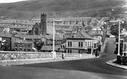 Abertillery, The New Bridge c.1955