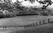 Abertillery, The Park c.1965