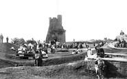 Aberystwyth, Castle 1903
