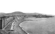 Aberystwyth, From Constitution Hill 1903