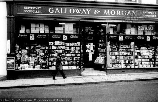 Aberystwyth, Galloway And Morgan c.1965