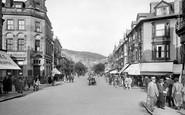 Aberystwyth, North Parade 1925