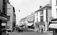 Aberystwyth, Pier Street 1964