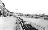 Aberystwyth, Promenade 1897