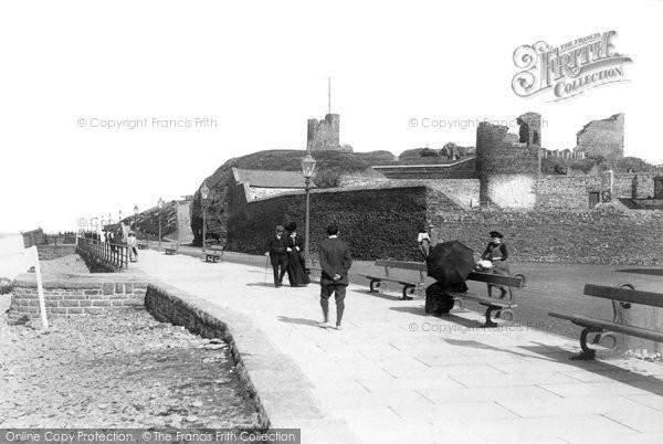 Aberystwyth, Promenade 1906