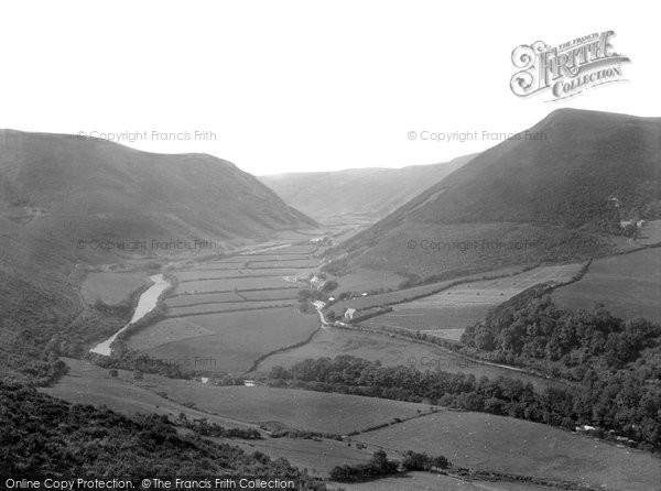 Aberystwyth, Rheidol Valley 1925