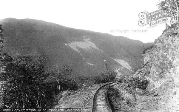 Aberystwyth, Rheidol Valley Railway 1903