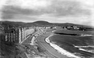 Aberystwyth, Seafront 1899