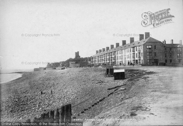 Aberystwyth, South Beach 1903