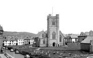 Aberystwyth, St Michael's Church 1964