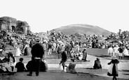 Aberystwyth, The Castle 1903