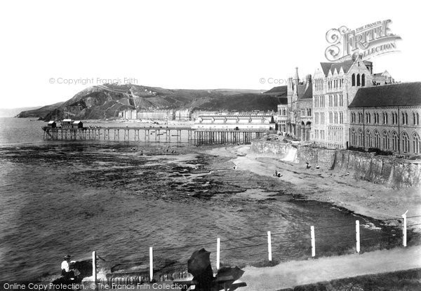 Aberystwyth, The College 1899