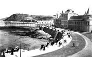 Aberystwyth, The Pier 1903