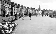 Aberystwyth, The Promenade 1934