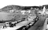 Aberystwyth, The Promenade 1960