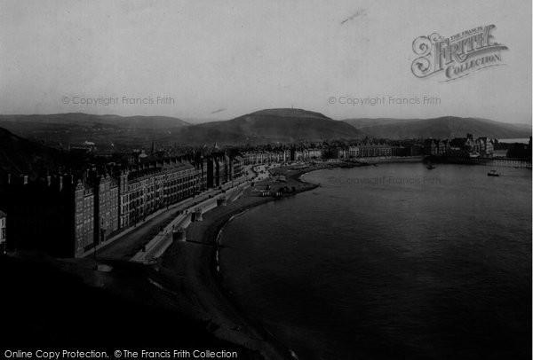 Aberystwyth, The Town 1899