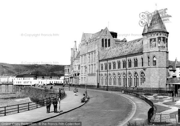 Aberystwyth, University College Of Wales 1949