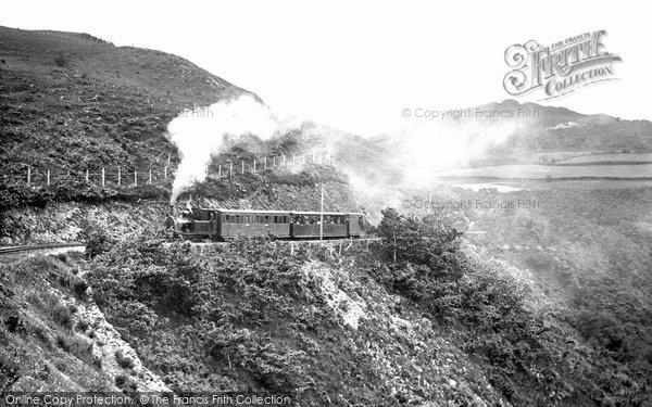 Aberystwyth, Vale Of Rheidol Railway 1931