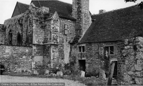 Abingdon, Abingdon Abbey c.1960