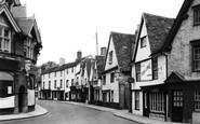 Abingdon, Bath Street c.1945