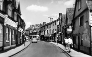 Abingdon, Bath Street c.1965