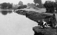 Abingdon, Boys By The River 1890