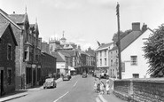 Abingdon, Bridge Street 1950