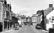 Abingdon, Bridge Street c.1955
