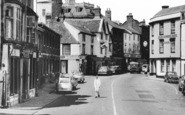 Abingdon, Bridge Street c.1960