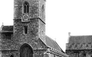 Abingdon, Church Of St Nicholas 1890