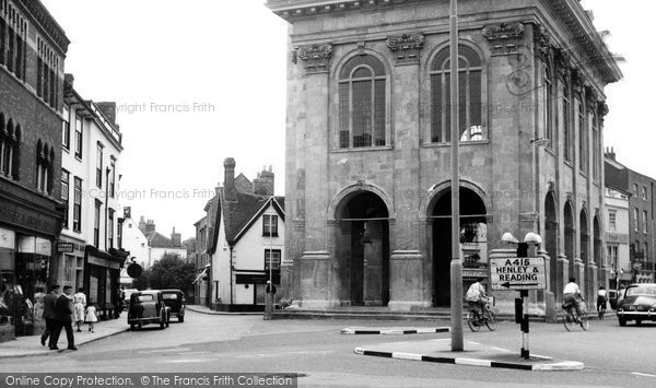 Abingdon, County Hall (The Town Hall) c.1960