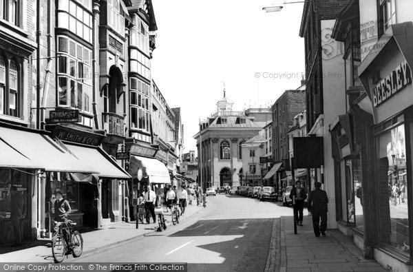 Abingdon, High Street c.1965