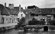 Abingdon, Old Mill 1925