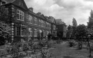 Abingdon, St Helen's School 1925