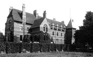 Abingdon, The Grammar School 1893