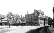 Abingdon, The Square 1893