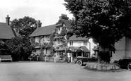 Abinger Common, Abinger Hatch Hotel 1925