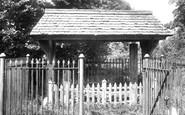 Abinger Common, Abinger Hatch Stocks 1902