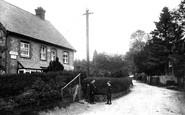 Abinger Common, Post Office 1907