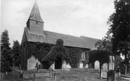 Abinger Common, St James Church 1902