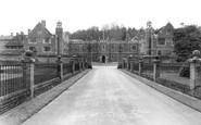 Abinger Common, Wotton House c.1965