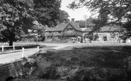 Abinger Hammer, Post Office 1936