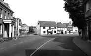Abridge, Market Place c.1960