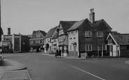 Abridge, Shops By The Market Place c.1960