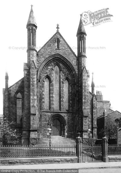 Accrington, New Jerusalem Church 1899