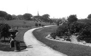 Accrington, Oak Hill Park 1899