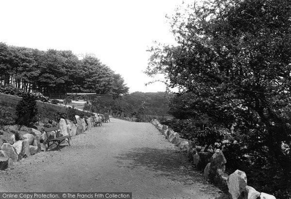 Accrington, Oak Hill Park 1899