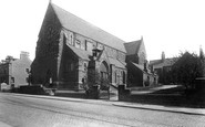 Accrington, Sacred Heart Catholic Church 1899