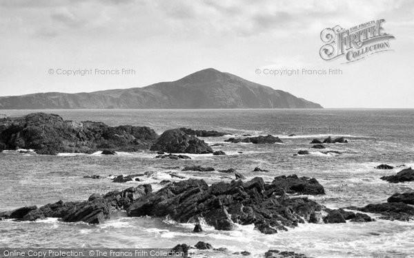 Achill Island, Clare Island c.1955