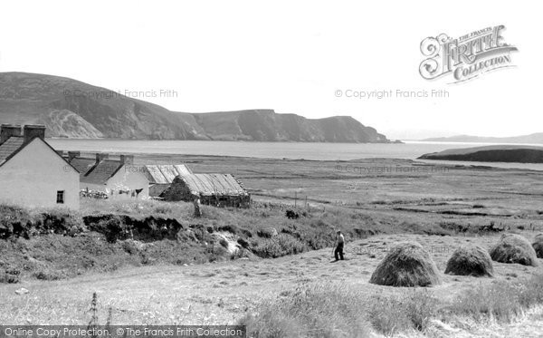 Achill Island, Menawn Cliffs c.1955
